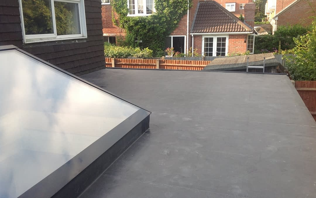 Common EPDM Rubber Roof Problems and Their Causes