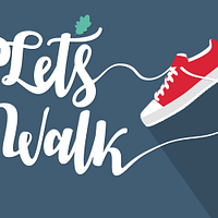 Take Part in Let's Walk, Devon's Biggest Workplace Walking Challenge