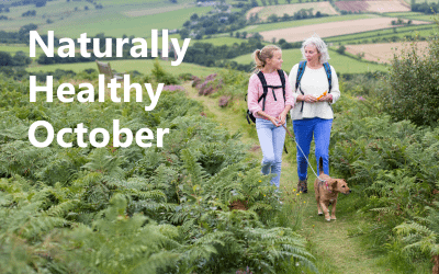 Naturally Healthy October