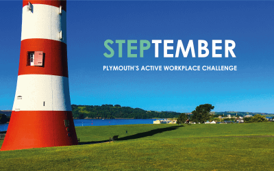 Steptember Plymouth's Active Workplace Challenge