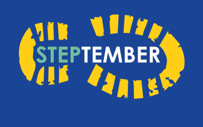 Steptember Plymouth workplace walking challenge