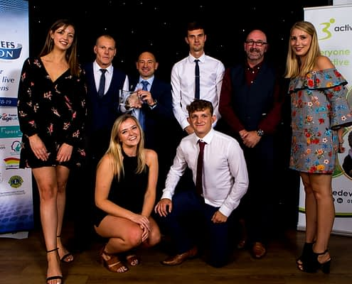 celebrating Devon's sporting heroes at the Devon sports awards