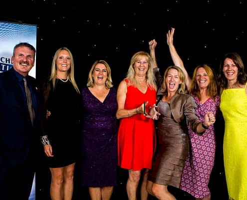 Check out some of the photos taken at the Devon Sports Awards, held at a glittering ceremony held in July at Sandy Park in July 2019.