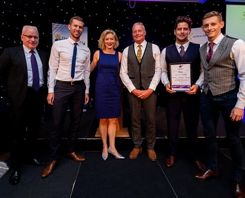 Devon sports awards being held at Sandy Park in July 2019