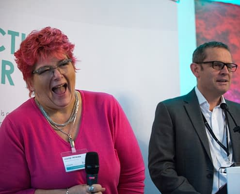 highlights from the Active Devon More Movement 2019 conference and networking event