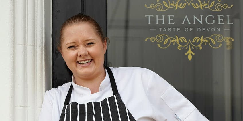 MEET THE NEW HEAD CHEF OF THE ANGEL