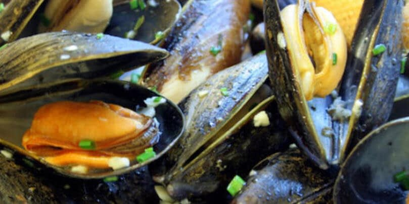 WEST COUNTRY MUSSELS