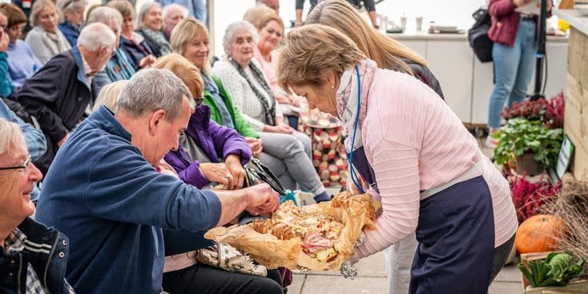 DARTMOUTH FOOD FESTIVAL FEATURED IN TRAVELMAG